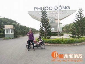 Công trình Khu công nghiệp Tây Ninh.
