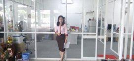 Bàn Giao Vách Ngăn Nhôm Kính Văn Phòng Tại Công Ty Bao Bì Giấy Toàn Quốc, Quận Bình Tân