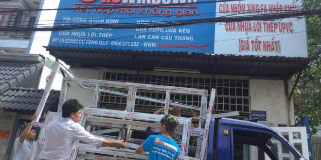 Làm cửa nhôm xingfa Gía Rẻ Quận Tân Phú .