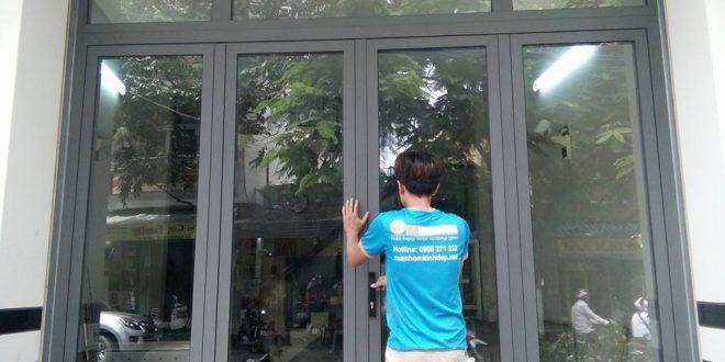 Cửa Nhôm Xingfa Chính Hãng Quận 7 _ Đẹp Bền Ưu Đãi Đến 15%