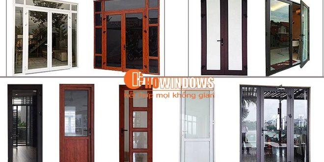 Mẫu Cửa Nhôm Xingfa quận 6 mới nhất hiện nay _ Đẹp, Bền, Ưu Đãi đến 15%