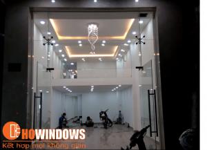 cửa nhôm kính quận Phú Nhuận