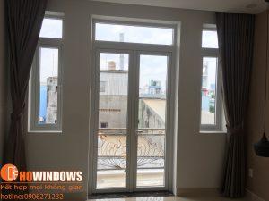 cửa nhôm kính howindows