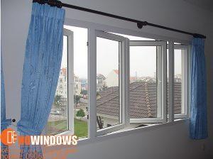 cửa sổ nhựa lõi thép giá rẻ